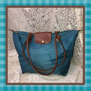 Longchamp LePliage Large Tote USED CONDITION